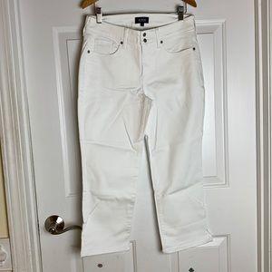 NYDJ Cool Embrace Slim Capri Jeans